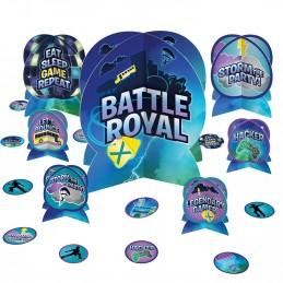 Battle Royal Fortnite Table...