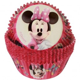Minnie Mouse Baking Cups...