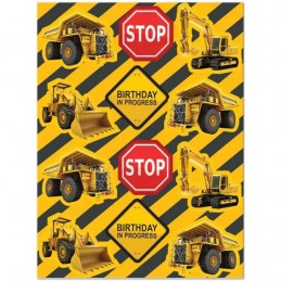 Construction Zone Stickers...