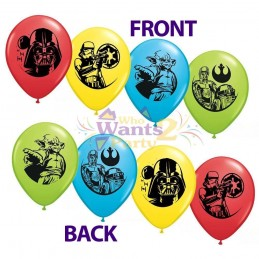 Star Wars Balloons (Pack of 6)