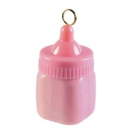 Pink Baby Bottle Balloon...