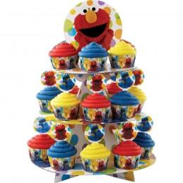 Sesame Street Cupcake Stand