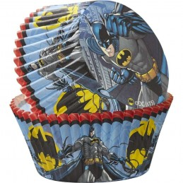 Batman Baking Cups (Pack of 50)