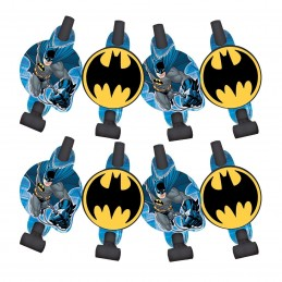 Batman Party Blowers (Pack...