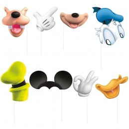 Mickey Mouse Photo Prop Kit...