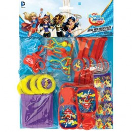 DC Super Hero Girls Mega Value Favour Pack (48 Pieces)