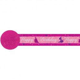 Disney Princess Sparkle Crepe Streamer