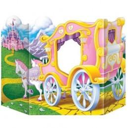 Princess Carriage Photo Prop | Disney Princess