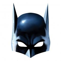 Batman Party Masks (Pack of 8) | Batman