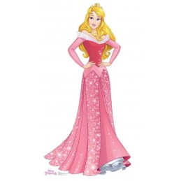 Disney Princess Aurora Stand Up Photo Prop
