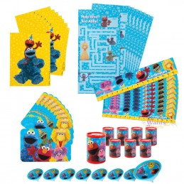 Sesame Street Favour Pack (48 Pieces)