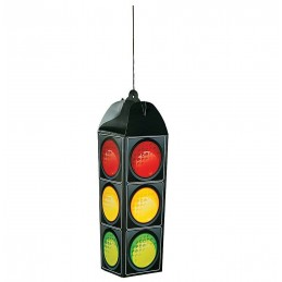 Traffic Light Cardboard Party Decoration