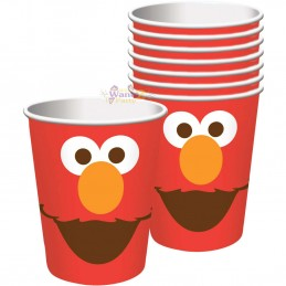 Elmo 1st Birthday Paper Cups (Pack of 8)