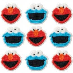 Sesame Street Icing...