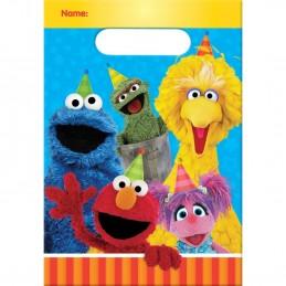 Sesame Street Loot Bags (Pack of 8) | Sesame Street