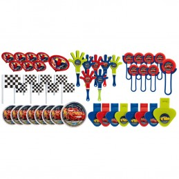 Cars 3 Favours Pack (48 Pieces) | Cars