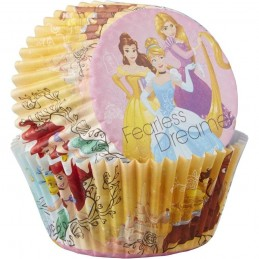 Disney Princess Baking Cups Patty Pans (Pack of 50)