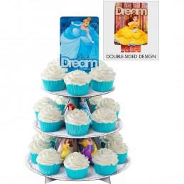 Disney Princess Cupcake Stand | Disney Princess
