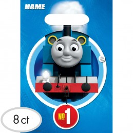 Thomas the Tank Engine Loot Bags (Pack of 8) | Thomas the Tank Engine
