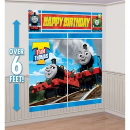 Thomas the Tank Engine Scene Setter Wall Decorations