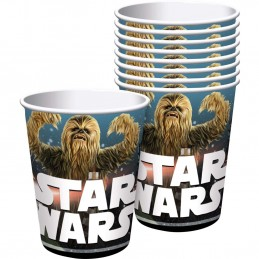 Star Wars Paper Cups (Pack of 8)