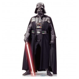 Darth Vader Talking Stand Up Photo Prop