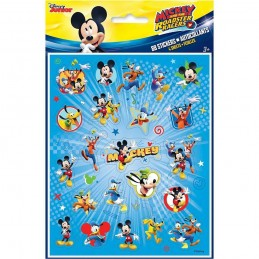 Mickey Mouse Roadster Stickers (Set of 88)