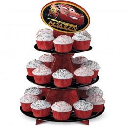 Cars 3 Cupcake Stand