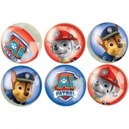Paw Patrol Bounce Balls (Pack of 6)