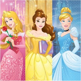 Disney Princess Dream Big Large Napkins (Pack of 16)