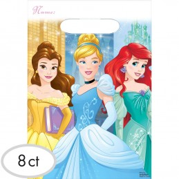 Disney Princess Dream Big Loot Bags (Pack of 8)