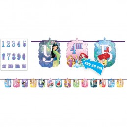 Disney Princess Dream Big Jumbo Banner Kit