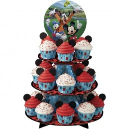 Mickey Mouse Roadster Cupcake Stand