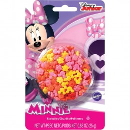 Wilton Minnie Mouse Sprinkles