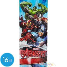 Avengers Loot Bags (Pack of 16) | Avengers Party Supplies
