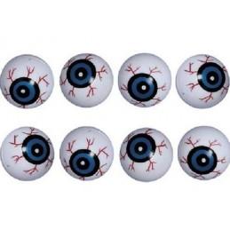 Ping Pong Style Eyeballs...