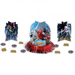 Spiderman Webbed Wonder Table Decorating Kit