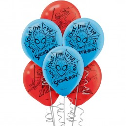Spiderman Balloons (6)