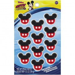 Mickey Mouse Icing Decorations (Pack of 12)