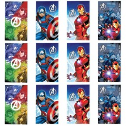 Avengers Epic Mini Notepads (Set of 12)