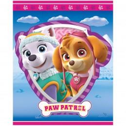 Paw Patrol Girl Loot Bags (Pack of 8) | Paw Patrol Party Supplies