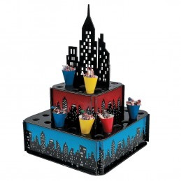 Superhero City Snack Stand