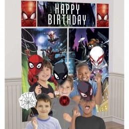 Spiderman Scene Setter & Props
