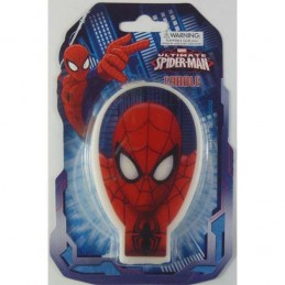 Ultime Spiderman Birthday Candle