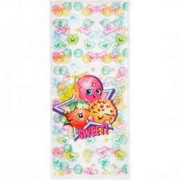 Shopkins Party Loot Bags (Pack of 16)