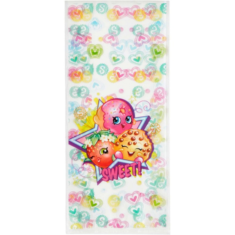 SHOPKINS Birthday Party Supply Pack Kit for 16 w// Balloons /& Loot Bags