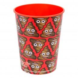 Emoji Poop Large Plastic Cup