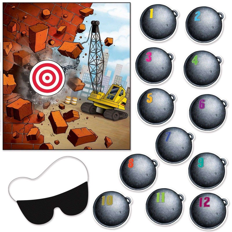 Construction Party Game