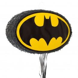 Batman Emblem Pull String Pinata