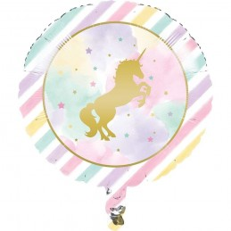 Unicorn Sparkle Foil Balloon